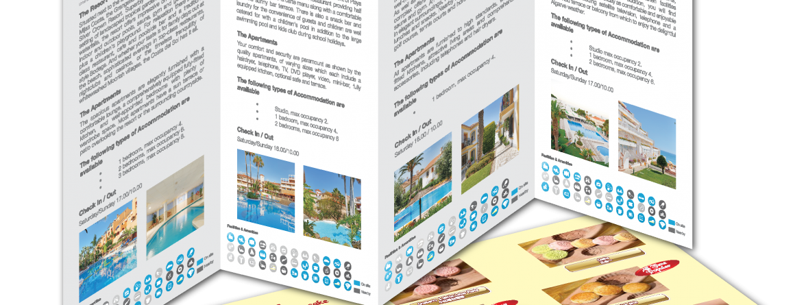 Tips for Designing a Brochure